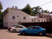 Казань, улица Горького, офисное здание