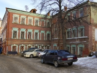 neighbour house: st. Gorky, house 4А. Apartment house