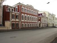 Казань, улица Горького, дом 4А. многоквартирный дом