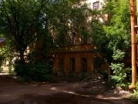 Казань, улица Горького, дом 26А. неиспользуемое здание
