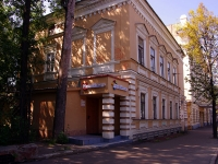 neighbour house: st. Gorky, house 28А. Apartment house