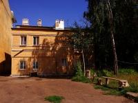 Kazan, Gorky st, house 28А. Apartment house