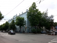 Kazan, Gorky st, house 29. multi-purpose building