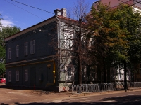 neighbour house: st. Gorky, house 17А. vacant building