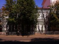 Kazan, Gorky st, house 17А. vacant building