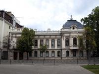 Казань, улица Горького, дом 19. многофункциональное здание