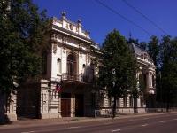 neighbour house: st. Gorky, house 19. multi-purpose building