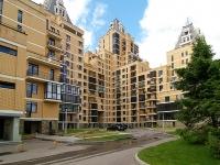 Kazan, st Tolstoy, house 14А. Apartment house