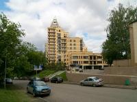 Kazan, Tolstoy st, house 14А. Apartment house