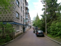 neighbour house: st. Tolstoy, house 18. Apartment house