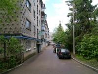 Kazan, st Tolstoy, house 18. Apartment house