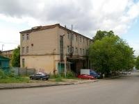 Kazan, Tolstoy st, house 39. industrial building