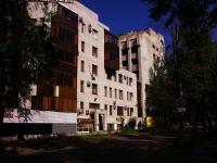 Kazan, st Tolstoy, house 1. Apartment house
