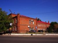 Kazan, st Tolstoy, house 4. hospital