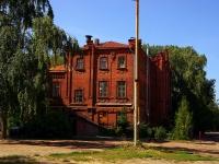 Kazan, st Tolstoy, house 4 к.2. hospital