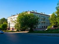 Kazan, st Tolstoy, house 16. Apartment house