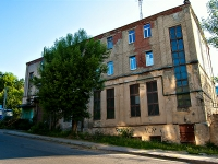 neighbour house: st. Tolstoy, house 39. industrial building