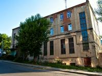 улица Толстого, дом 39. производственное здание