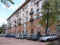 Казань, улица Дзержинского, дом 16. многоквартирный дом
