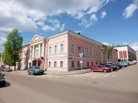 隔壁房屋: st. Dzerzhinsky, 房屋 17. 法院 Казанский гарнизонный военный суд