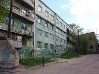 Казань, улица Дзержинского, дом 18. многоквартирный дом