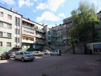 Kazan, Dzerzhinsky st, house 18. Apartment house