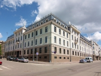 Kazan, law-enforcement authorities МВД по Республике Татарстан, Dzerzhinsky st, house 19