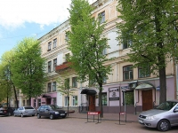 Kazan, Dzerzhinsky st, house 22. Apartment house