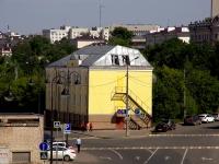 Казань, улица Дзержинского, дом 6. офисное здание