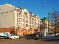 Kazan, Dzerzhinsky st, house 9. Apartment house