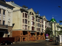 Казань, улица Дзержинского, дом 9. многоквартирный дом