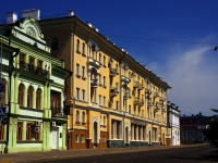neighbour house: st. Dzerzhinsky, house 27. Apartment house