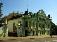 Казань, улица Лобачевского, дом 6. мечеть