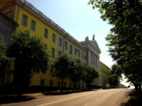 улица Лобачевского, дом 2. научный центр Академия наук