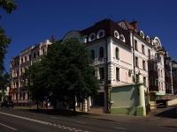 Казань, улица Лобачевского, дом 8. многоквартирный дом