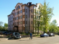 neighbour house: st. Shchapov, house 10. Apartment house
