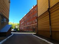 Казань, улица Щапова, дом 10А. многоквартирный дом