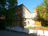 Kazan, Shchapov st, house 11. Apartment house