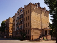 neighbour house: st. Shchapov, house 12. Apartment house