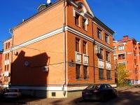 Kazan, Shchapov st, house 13. Apartment house
