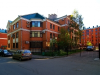 Казань, улица Щапова, дом 13. многоквартирный дом
