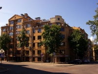 neighbour house: st. Shchapov, house 14. Apartment house
