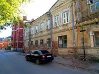 Kazan, Shchapov st, house 19. Apartment house