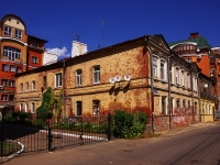neighbour house: st. Shchapov, house 19. Apartment house