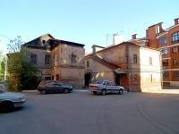 Казань, улица Щапова, дом 19. многоквартирный дом
