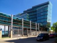 Казань, офисное здание Таиф, инвестиционная компания, улица Щапова, дом 27