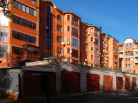 Казань, улица Щапова, дом 13А. многоквартирный дом