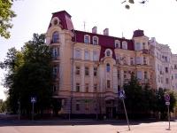 Казань, улица Щапова, дом 16. многоквартирный дом