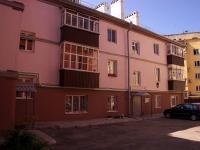 Kazan, Shchapov st, house 18. Apartment house