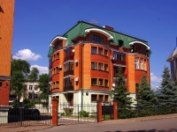 Kazan, Shchapov st, house 25. Apartment house